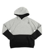Reebok - Layer Up Popover L/S Hoody (8-20)