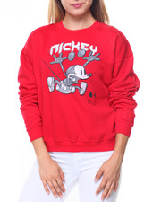 Women - Mickey Vintage Sweatshirt
