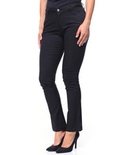 Bottoms - 4 Pocket Mid Rise Skinny Jean