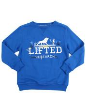 Sweatshirts & Sweaters - L/S Shotgun Crew Sweatshirt (8-20)