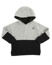 Reebok - Layer Up Popover L/S Hoody (4-7)