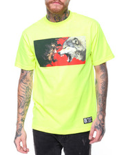 Hustle Gang - S/S Face Off Tee