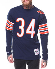 Mitchell & Ness - Jersey Inspired Knit Top- Walter Payton