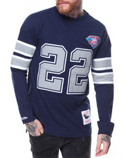 Mitchell & Ness - Jersey Inspired Knit Top- Emmitt Smith