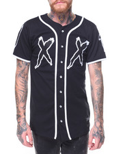 Buyers Picks - S/S Double X Baseball Jersey