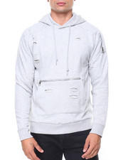 Hoodies - French Terry Thrasher Pullover
