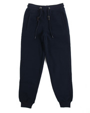 DRJ School Uniforms - Boys Heavyweight Fleece Joggers (8-20)