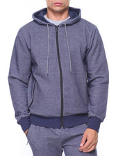 Hoodies - Full Zip Tech Fleece Hoodie