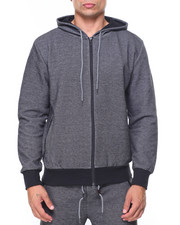 Men - Full Zip Tech Fleece Hoodie