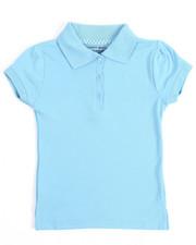 Girls - S/S Girls Polo Shirt (4-6X)