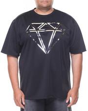 Akademiks - Diamond 3-D Foil Tee (B&T)