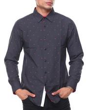 Shirts - L/S Printed Woven