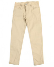 DRJ School Uniforms - Basic Pencil Skinny Pants (7-14)