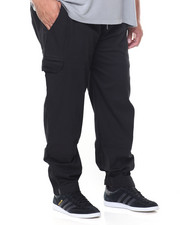 Akademiks - Cable Stretch Jogger Pant (B&T)