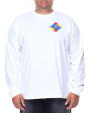 LRG - L/S Research Box Tee (B&T)