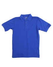DRJ School Uniforms - S/S Boys Polo Pique Shirt (16-20)