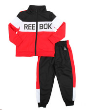 Reebok - Race Track Set (4-7)