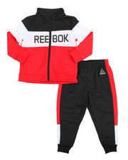 Reebok - Race Track Set (2T-4T)