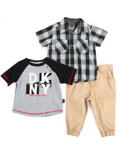 Infant & Newborn - 8th Avenue 3 Piece Set (Infant)