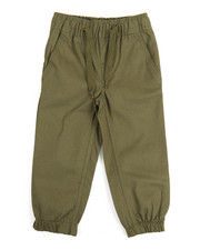 Sizes 2T-4T - Toddler - Twill Fashion Jogger Pants (4-7)