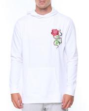 Buyers Picks - Snake/Rose Pullover Hoodie