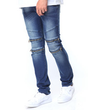 Jeans & Pants - Zippered Jeans