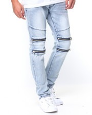 Buyers Picks - Zippered Jeans