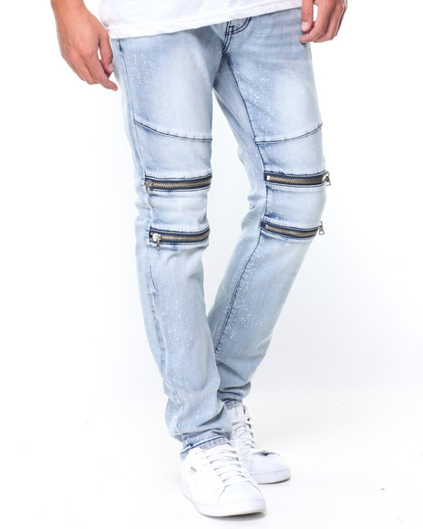 Buyers Picks - Zippered Jeans
