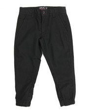 DRJ School Uniforms - Boys Jogger Pants (4-7)