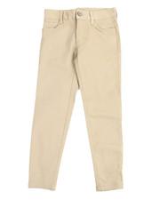 DRJ School Uniforms - Basic Pencil Skinny Pants (4-6X)