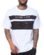 Men - Good Life/Hustler S/S Tee (B&T)