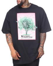 LRG - S/S Tree Grid Tee (B&T)
