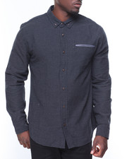 Button-downs - L/S Bueller Dobby Twill