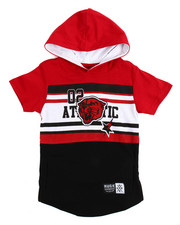 Tops - Athletic Hoodie (2T-4T)