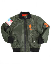 Boys - Flight Jacket (2T-4T)