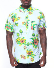 Buyers Picks - S/S Flowers Printed Woven