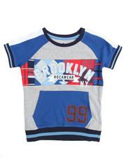 T-Shirts - S/S Baseball Tee (4-7)