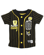 Tops - Playermaker Baseball Jersey (2T-4T)