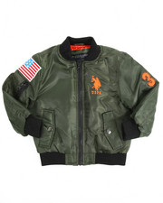 Light Jackets - Flight Jacket (4-7)