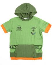 Rocawear - S/S Militia Hoody Tee (8-20)