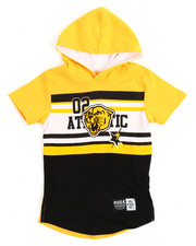 Boys - Athletic Hoodie (2T-4T)