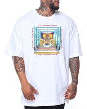 LRG - S/S Scared Ground Tee (B&T)
