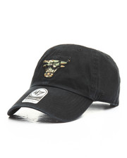 NBA, MLB, NFL Gear - Chicago Bulls Camo Fill Clean Up Hat
