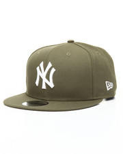 NBA, MLB, NFL Gear - 9Fifty New Olive New York Yankees Snapback Hat
