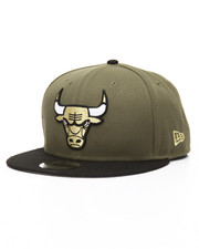 NBA, MLB, NFL Gear - 9Fifty Chicago Bulls Custom Snapback Hat
