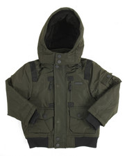 Boys - Heavy Taslan Jacket (2T-4T)