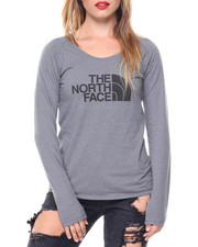 The North Face - L/S HD Scoop Tee