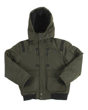 Boys - Heavy Taslan Jacket (8-20)