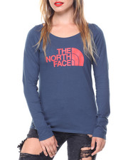 The North Face - L/S HD Scoop Tee-2127530