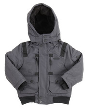 Boys - Heavy Taslan Jacket  (4-7)